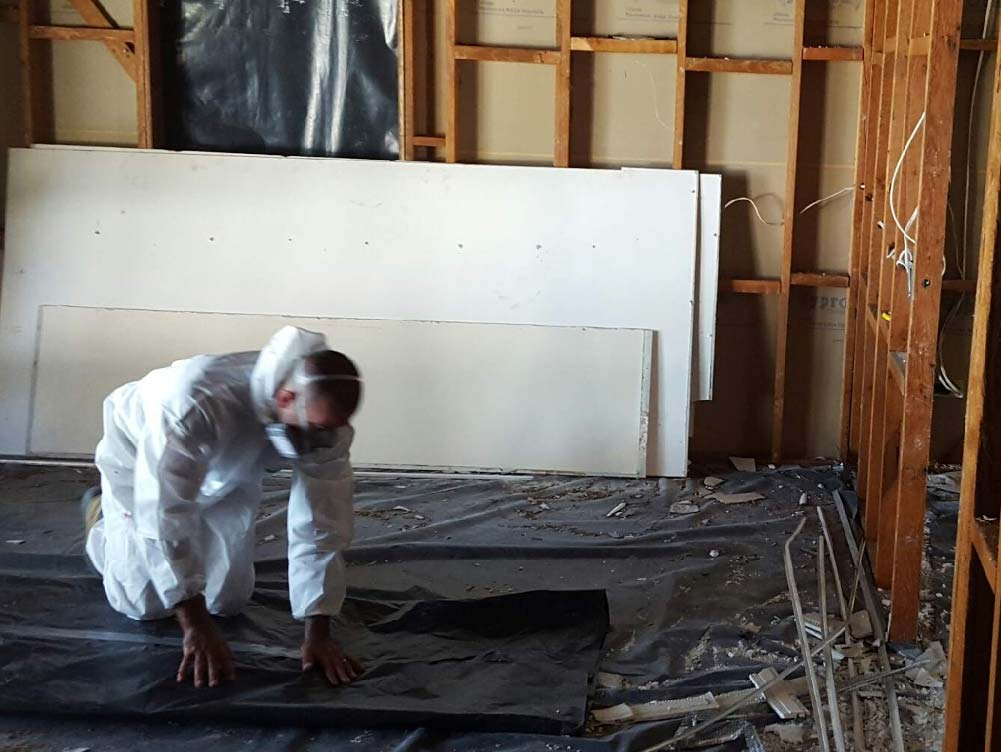 D&N Asbestos Removal are experts in asbestos safety