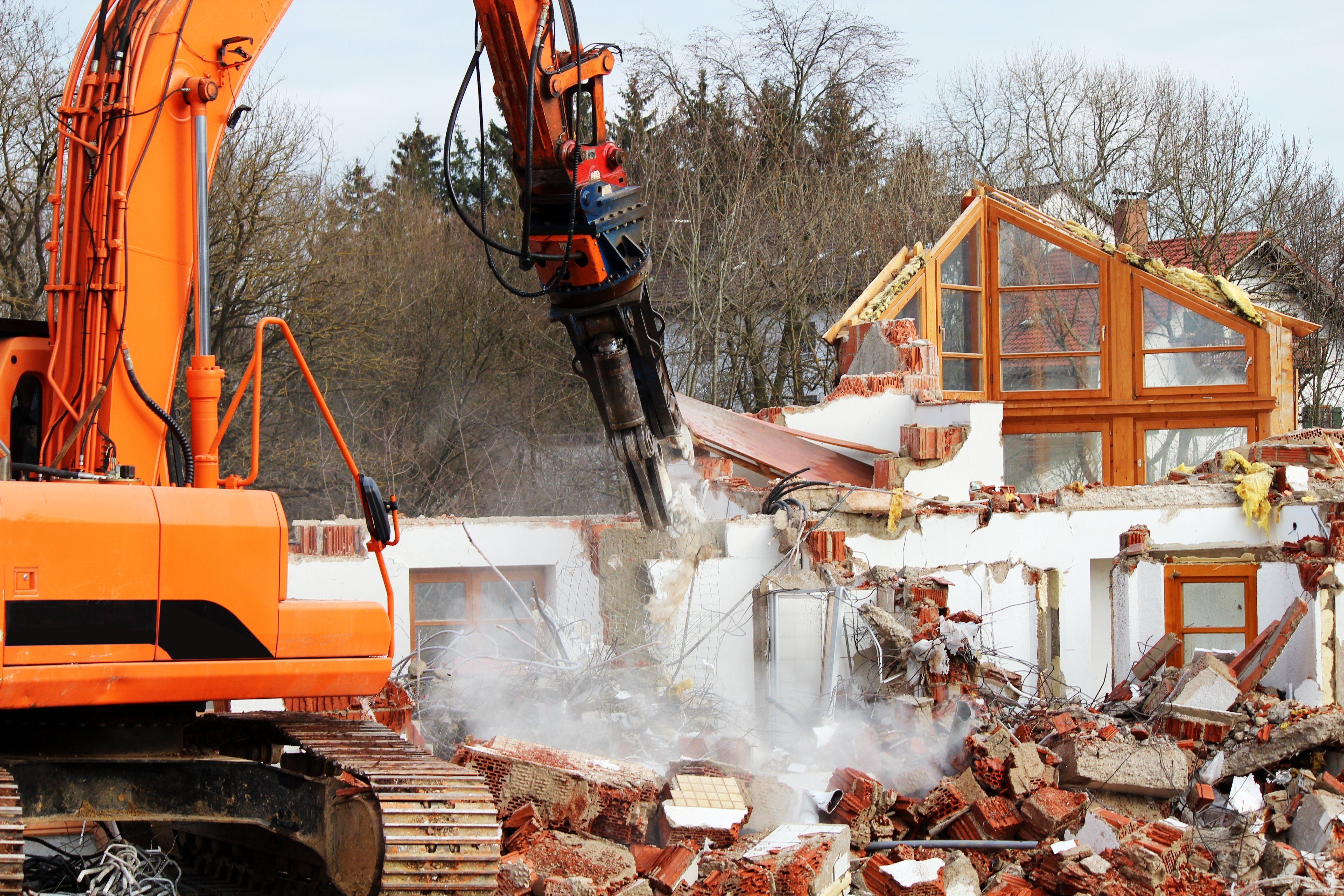 Safe demolitions must always include an asbestos removal plan